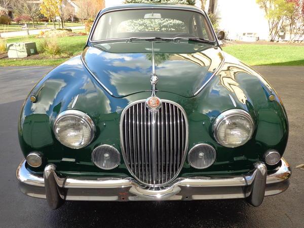 1967 Jaguar Mark 2 (P181373BW) : Registry : The AutoShrine ...