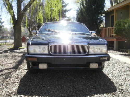 1992 Jaguar XJ6 (XJ40) (SAVAGEBLACKBEAST) : Registry : The ...