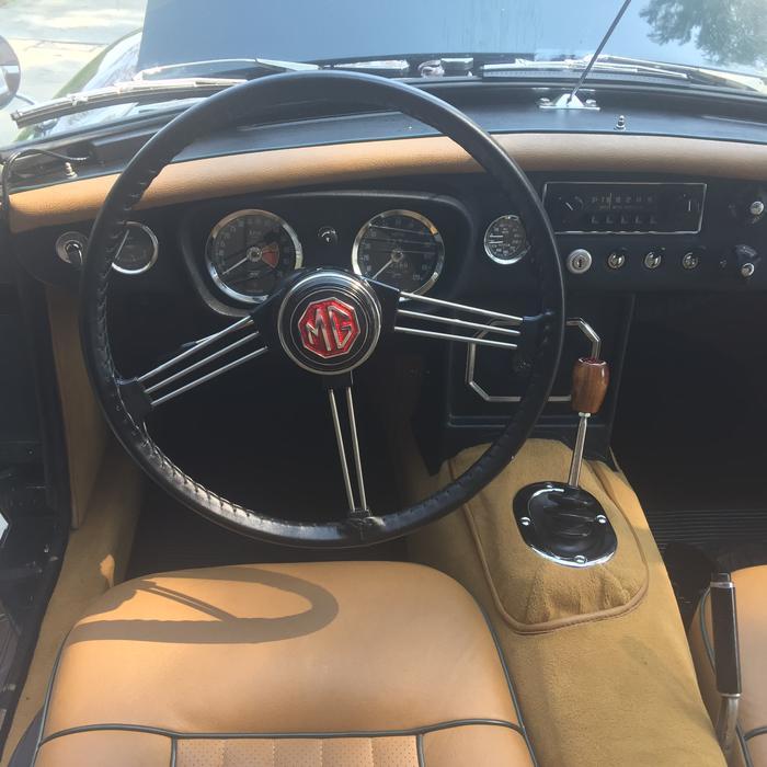 Bmw Z3 Fuel Consumption: 1966 MG MGB MkI (LPN1111211111111) : Registry : The