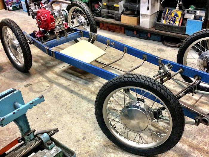 1930 Cyclekart Custom Baarck0011215 Registry The
