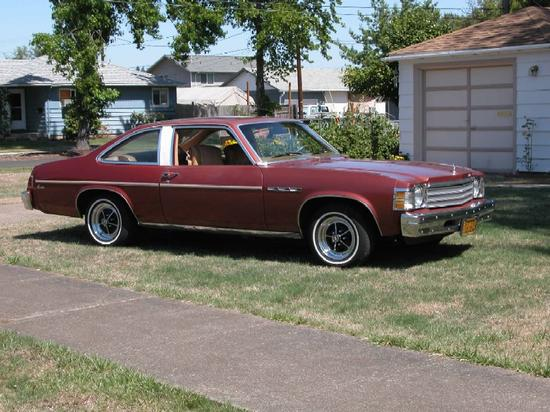 1978 buick skylark 2 dr coupe 4c27a8w133212 registry. Black Bedroom Furniture Sets. Home Design Ideas