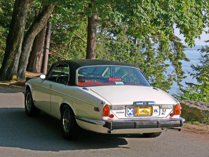 1975 Jaguar XJ-C (UG2J51730BW) : Registry : The AutoShrine ...