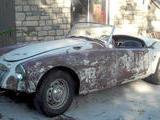 1955 MG MGA 1500