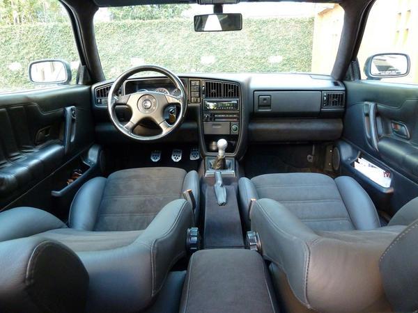1992 Volkswagen Corrado (WVWEE450XPK33445566) : Registry : The ...